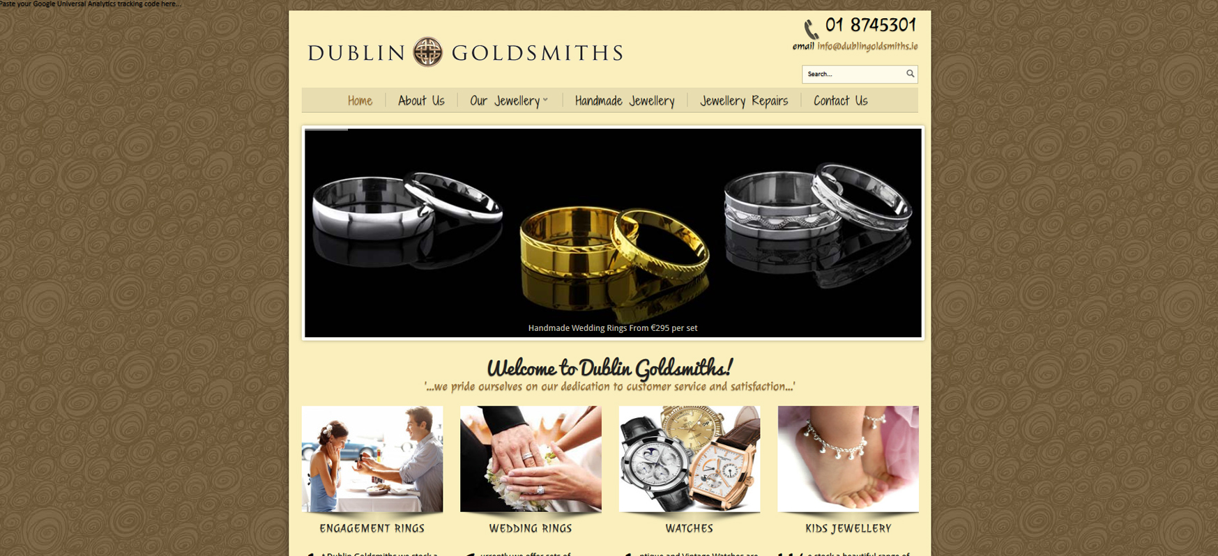 Dublin Goldsmiths 1